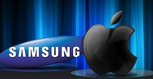 Apple ve Samsung ürünleri