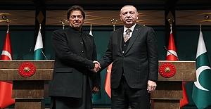 Türkiye ve Pakistan iki kardeş ülkedir
