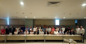 Adana'da CHP'li belediye meclis üyelerine yerel yönetim eğitimi