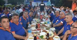 AFAD bölgesel iftar yemeği Adana'da düzenlendi