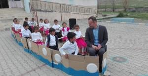 Ağrı Milli Eğitim Müdürü Tekin Diyadin ilçesini ziyaret etti