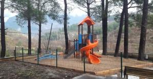 Alanya Belediyesi'nden 68 mahalleye, 78 park