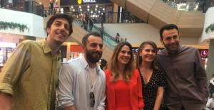 'Aykut Enişte' İzmir galasıyla tüm Türkiye'de vizyonda