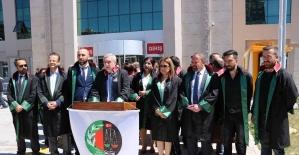 """Baro Başkanlığı: """"Niğde'ye sorunlu mülteci merkezi yapılacak"""""""