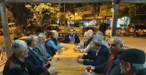 Başkan Kılıç, vatandaşların sofralarına konuk olmaya devam ediyor
