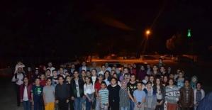 Başkan Yaman öğrencilerle iftar açtı