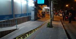 Batman'da iftar saatinde markete EYP atıldı