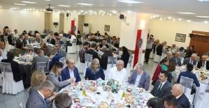 Emniyet Müdürlüğü tarafından iftar programı düzenlendi
