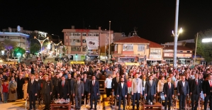 Erzincan'da, 19 Mayıs Atatürk'ü Anma Gençlik ve Spor Bayramı Etkinlikleri