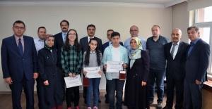Gümüşhane'de 10. Matematik ve Fen Bilim Olimpiyatlarının ödül töreni düzenlendi
