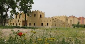 Hitit köyü kuruluyor ve tarih canlanıyor