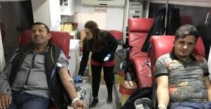 Kızılay'dan iftar sonrası kan bağışı çağrısı