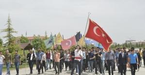 KMÜ'de Geleneksel Türk Sporları tanıtıldı