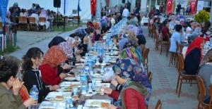 KYK'lı öğrencilere iftar verildi
