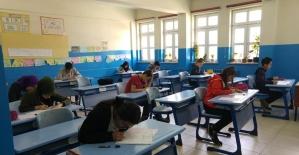 LGS ve bursluluk sınavı öncesi deneme sınavı