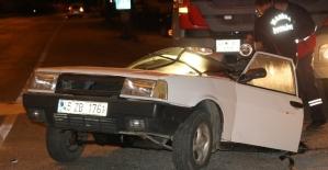 Manisa'da trafik kazası: 1'i ağır 3 yaralı