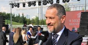 """Mektebim Okulları CEO'su Servet Özkök, """"Mektebim, eğitimle ilgili yenilikleri Türkiye'ye getiren kurum olacak"""""""