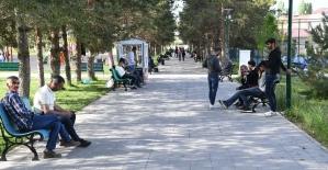 Muş Belediyesinden Göletli Park'ta ücretsiz Wi-Fi hizmeti