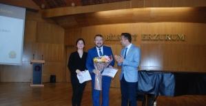 Prof. Dr. Hasan Türkez, Bilkent Okulları'nda konferans verdi