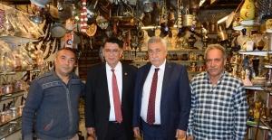 TESK Başkanı Palandöken: 110 meslek kaybolmak üzere