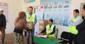 TİKA'dan Tacikistan'da yardım eli