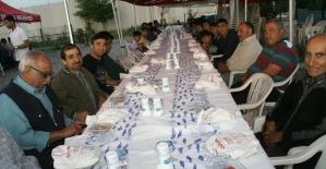 Türkiye Diyanet Vakfı Devrek Şubesinden iftar programı