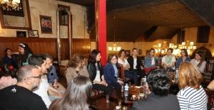 Ünlü Türk kadın şefleri gastronomi kenti Gaziantep'te