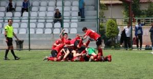 Yılport Samsunspor şampiyon oldu