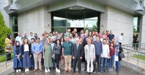 Aday öğretmenler Uşak Üniversitesi'nde buluştu