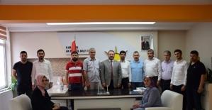 AK Parti İl Başkanlığından Mursi açıklaması