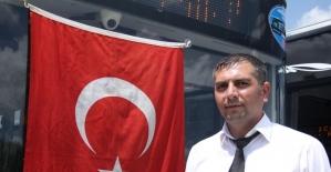 Ankara'da özel halk otobüsü şoförlerinden zam talebi
