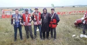 Aslanapa'da 'Trap ve Tek Kurşun Yarışması