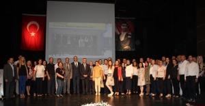 Aydın'daki okullara sertifikaları teslim edildi