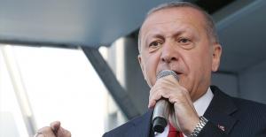 Başkan Erdoğan: Aynı kararlılıkla devam