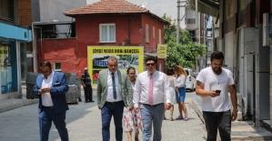 Başkan Kılıç'tan Buca sokaklarında denetim