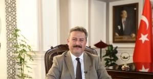 """Başkan Palancıoğlu: """"Şehirde kesintisiz ve temiz içme suyu önceliğimizdir"""""""