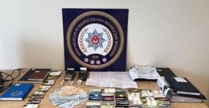 Bursa'da tefeci operasyonu: 11 gözaltı