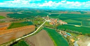 Çorum'da 14 bin 112 hektar arazi toplulaştırılacak
