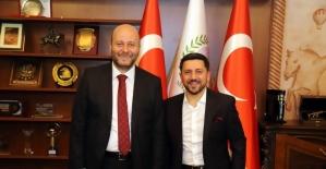 Ersan Erkut, Nevşehir Belediye Başkan yardımcısı olarak atandı