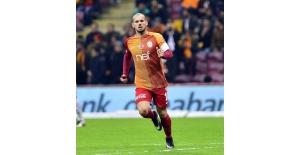 Gazişehir Gaziantep'te Sneijder iddiaları