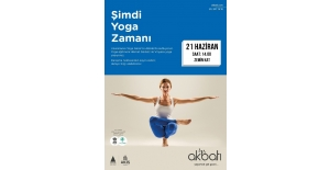 İstanbullular için yoga zamanı