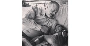 Kaşıkçı'nın oğlu Abdullah, babasının eski fotoğrafını paylaştı