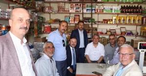 Milletvekili Öztürk'ten gurbetçilere destek çağrısı