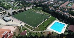 Necmi Temizel Spor Kompleksinde yaz sezonu açılıyor