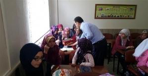Şaphane'de Yaz Kur'an Kursları başladı