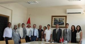 Türkiye birincisi başarısının sırrını paylaştı