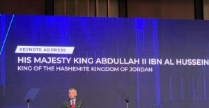 Ürdün Kralı Abdullah Singapur'da