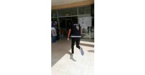 YKS'de evrağını unutan öğrencinin yardımına polis yetişti