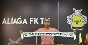 Aliağaspor FK'da Polat Çetin gitti, Ali Eren geldi