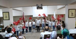 MEDEM'de çocukların gözüyle 15 Temmuz programı